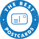 The Best Postcards logo